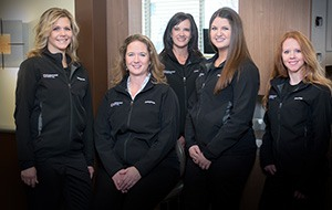The Olberding Dental team