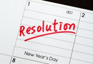 white board resolution written red ink